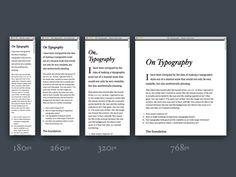 On Typography - Viljami Salminen