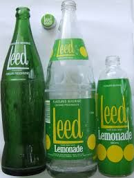 "1970s ""leed"" lemonade"" remember these?"