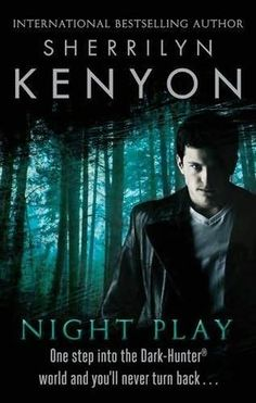 The Dark Hunter series by Sherrilyn Kenyon.   Night Play one of my favourites ....
