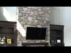 Interior Projects from Kodiak Mountain Stone Interior Design Inspiration, Mountain, Stone, Projects, Bathroom, Videos, Kitchen, Home Decor, Washroom