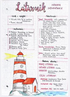 School Organization Notes, School Notes, English Exam, Polish Language, College Checklist, Health And Fitness Magazine, Study Planner, School Motivation, Art Lessons Elementary