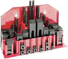 42-piece Clamping Set
