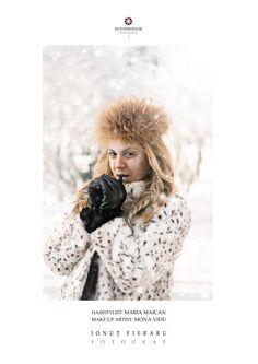 Fotograf: Ionut Fieraru  Hairstyle: Maria Maican Make Up: Mona Vidu