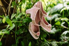Flowers, Family and Fun: Sarah & James's Faithlegg House Wedding Bridal Shoes, Wedding Shoes, Got Married, Getting Married, Dunmore East, Sarah James, Claire Pettibone, Small Moments, Contemporary Dance