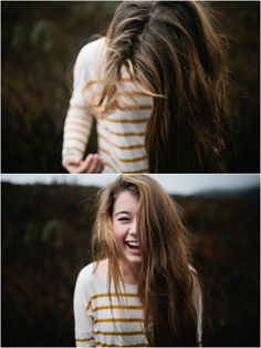 Every girl needs pictures like this, where she feels pretty and joyful as herself.