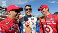 Will Scott Dixon tell his teammate and fellow Indy 500 winner whether he's relieved himself in the seat of the Chip Ganassi Racing with Felix Sabates Prototype during the race? What's the grossest habit among the Ganassi teammates Memo Rojas has had? And which driver are the three distancing themselves from? Watch as TK has some fun ahead of the Rolex 24 at Daytona. RACER.com