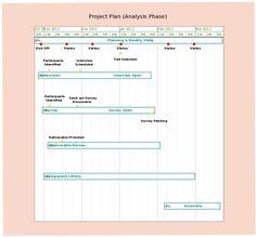 16 best gantt chart templates images on pinterest gantt chart gantt chart template for planning a project utilizes ccuart Gallery