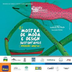 O Instituto Colibri, realizador do projeto Paraty Eco Fashion Eco Modus, atendendo a solicitações prorrogou as inscrições da 4ª Mostra de Moda e Design Sustentáveis até 16 de junho! Participe, inscreva-se no seguinte link: http://paratyecofashion.com.br/2012/inscricao_mostra_2014  #PousadaDoCareca #Paraty #ParatyEcoFashion #EcoFashion #moda #sustentabilidade #cultura #turismo #EcoModus #InstitutoColibri