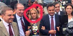 Fonte: Esposa de opositor venezuelano, amiga de tucanos, tem veículo encontrado com milhões – Falandoverdades