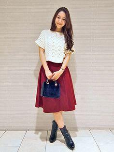 アラサー女子必見♡毎日のコーデの参考に「知的カジュアル」な秋服コーデ40選 - NAVER まとめ