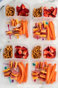 Have you ever noticed how snacks are more fun than lunches? This Salami Cheese Kabobs Lunchbox is a lunchbox idea that your kids are going to love! Easy Lunch Boxes, Lunch Box Recipes, Lunch Ideas, Lunch Box Containers, Healthy Lunches For Kids, Healthy Snacks, Healthy Recipes, Detox Recipes, Eat Healthy