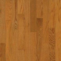 """Bruce Bristol Oak 3/4 x 2 1/4"""" Color: Butter Rum Georgia Carpet Industries"""
