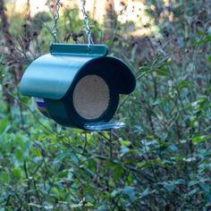 Wildlife-friendly garden bird feeders #middlesizedgarden Bug Hotel, Insect Hotel, Gardening Books, Gardening Tips, Best Garden Tools, Garden Bird Feeders, Garden Privacy, Garden Trees, Amazing Gardens