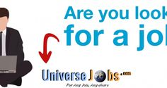 Universe Jobs Blog