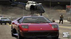 GTA V screenshot gallery: Bi-planes, choppers and Lamborghinis, oh my