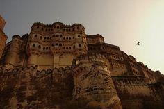 Fortaleza de Mehrangarh (India)