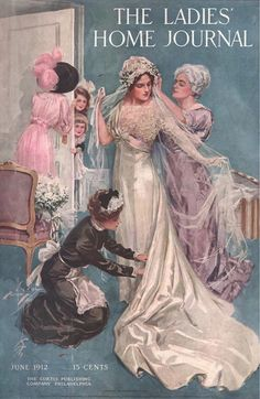 Ladies' Home Journal Magazine, June 1912