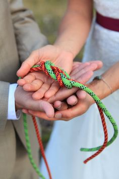 Wedding Photography, Colorado, Climbing Ropes, infinity, figure eight, 8