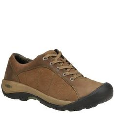 Looking for the Best Shoes for Traveling in Europe? Check out comfortable Keen Presidio Casual Shoe with water resistant upper leather. Footbed is cushioned and removable. Toes are protected with patented material. They are the perfect shoes for travelling to Europe.