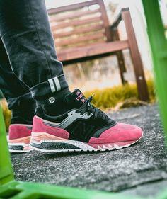 "Sneakerfreaker x New Balance 997.5 ""Tassie Devil"""