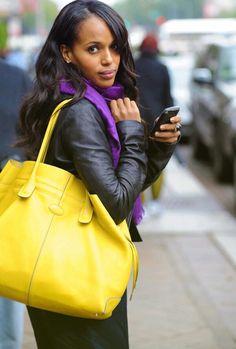 Kerry Washington. Love her look!