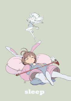 Sakura y sueño
