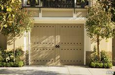 Embellished Garage Doors