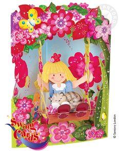Rag Doll - Swing Cards™
