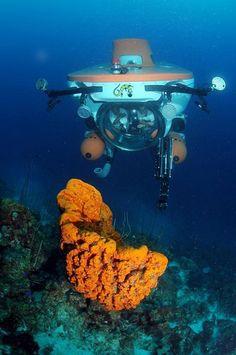 Duikboot op Curaçao gaat 300 meter diep - Nieuws - Droomplekken