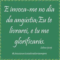 (via Jesus, o único Salvador)  Ore a Deus!