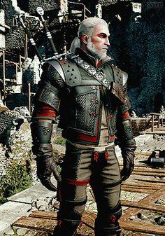 Mastercrafted Witcher School Gears Geralt