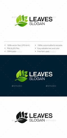 Fully editable logo template. EPS, AI, PNG & JPG files. Easy editable text and color. 100 customisable & resizable. 100 vector f