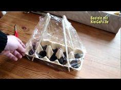 Eierkartons nicht wegwerfen sondern weiterverwenden! 14 Tipps  - smarticular.net