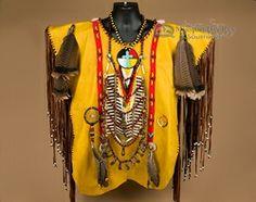 Native American war shirts