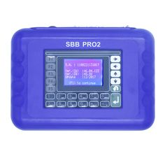 Newest V48.88 SBB PRO2 Key Programmer No Token Limitation Supports New Cars to 2017.12
