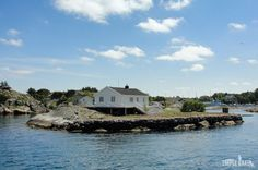 Gothenburg, Southern archipelago