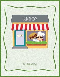 Sub Shop/ Vocational Skills