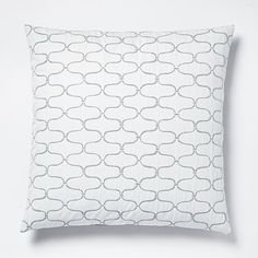 West Elm euro sham on sale $31