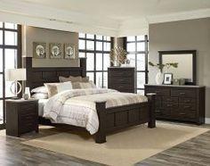 24 best Dark Wood Bedroom Colour Schemes images in 2016 | Bedroom ...