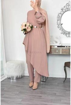 Hijab Dress Party, Hijab Style Dress, Modest Fashion Hijab, Indian Fashion Dresses, Fashion Outfits, Hijab Chic, Stylish Dress Designs, Designs For Dresses, Stylish Dresses