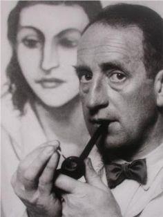 Max Pechstein (1881-1955). Zwickau, Germany. Expressionist painter. Die Brücke (The Bridge), Berlin Secession.