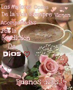 Lluvia de bendiciones para ti en este dia!