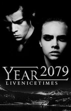 """Îți recomand să citești """" Year 2079 """" pe #Wattpad. #fanfiction"""