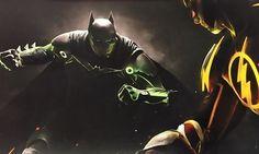 Injustice 2 : un poster fuite et met en colère Ed Boon le créateur du jeu