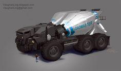 Concept cars and trucks: April 2012