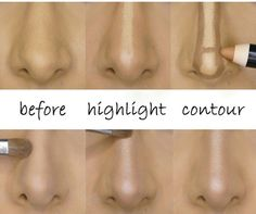Contouring - dressyourface