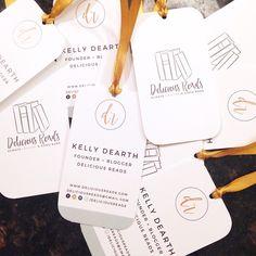 A tiny bookmark business card bookmarks business cards and business the cutest business cards bookmarks colourmoves
