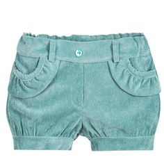 Explore our extensive collection from Portuguese designer Dr. dresses, trousers, coats and more for babies and children. Shop now. Dr Kids, Kids Girls, Children, Corduroy Shorts, Shop Now, Trousers, Coat, Green, Swimwear