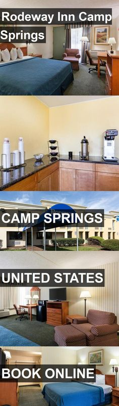 Hotel Rodeway Inn Camp Springs in Camp Springs, United States. For more information, photos, reviews and best prices please follow the link. #UnitedStates #CampSprings #travel #vacation #hotel