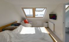 Small room loft conversion ideas